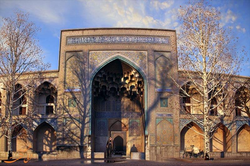 مدرسه مادر شاه اصفهان