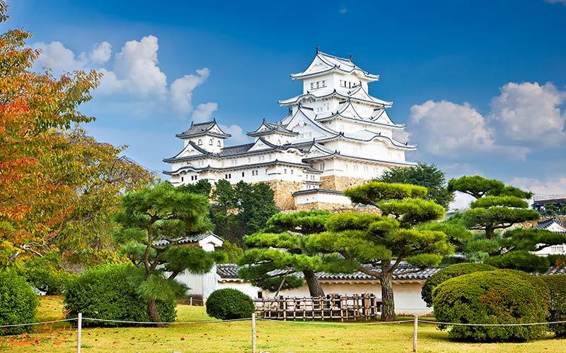 قلعه هیمجی در ژاپن