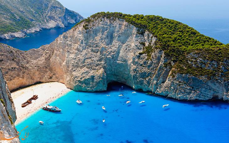 راهنمای مسافرتی به یونان
