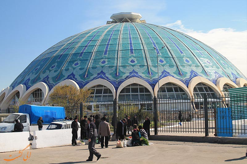 chorsu bazzar Uzbekistan