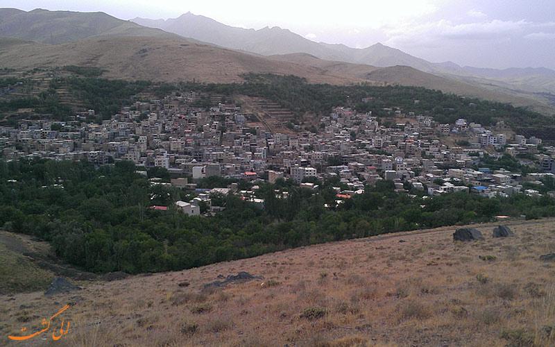 روستای مرادبیگ