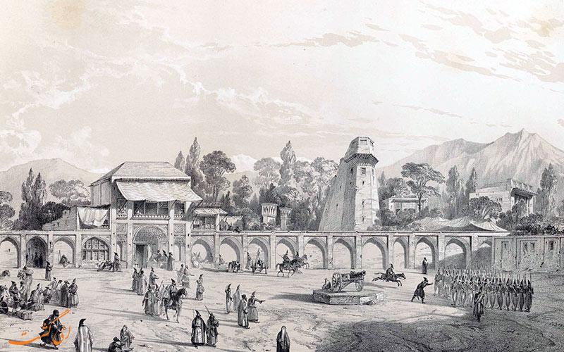 ارگ قدیم پایتخت