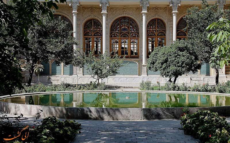 اولین کتابخانه ایران