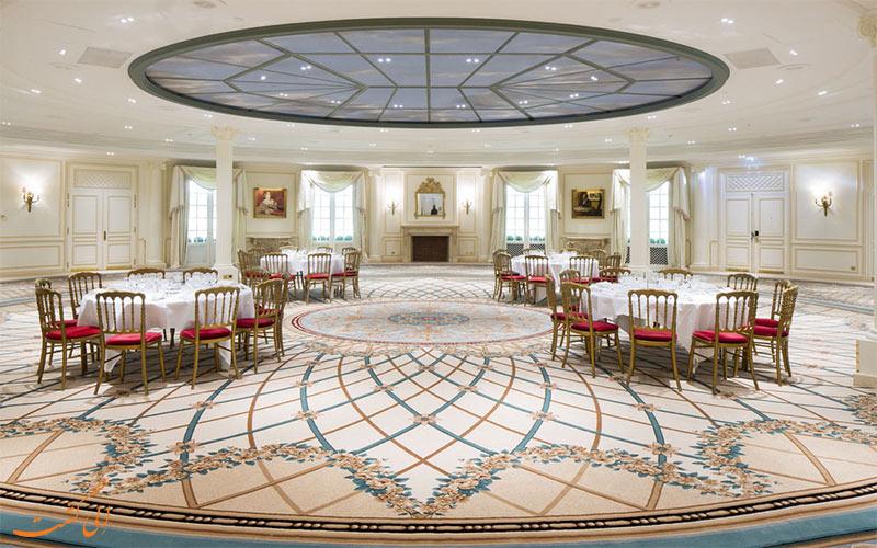سالن مراسمات- هتل اینترکنتینانتال پاریس