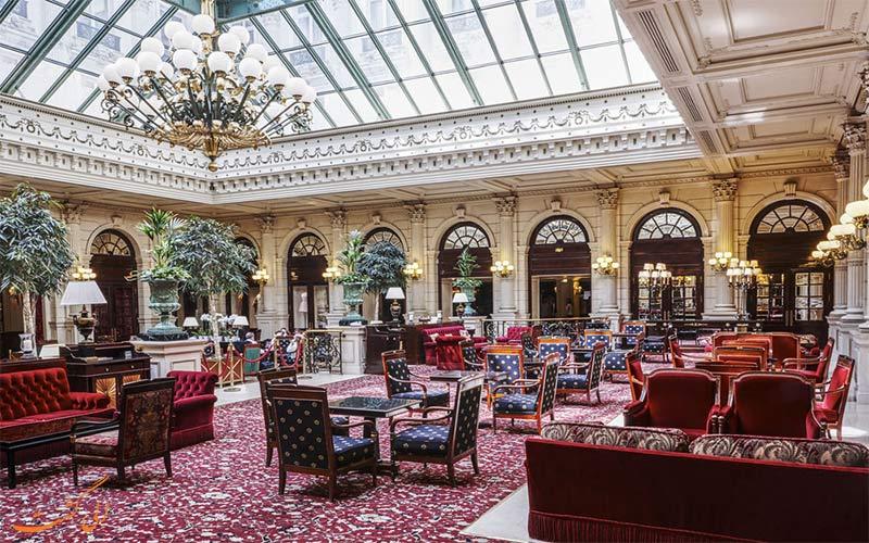 هتل اینترکنتینانتال پاریس InterContinental Paris - Le Grand