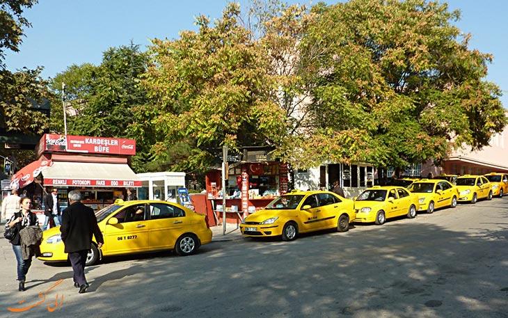حمل و نقل عمومی شهر آنکارا