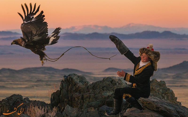 سرزمین مغولستان