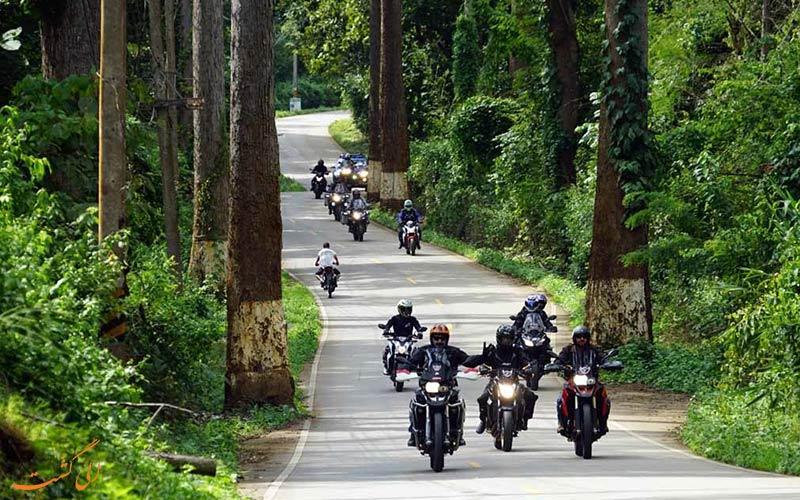 جاده مائو هنگ سون