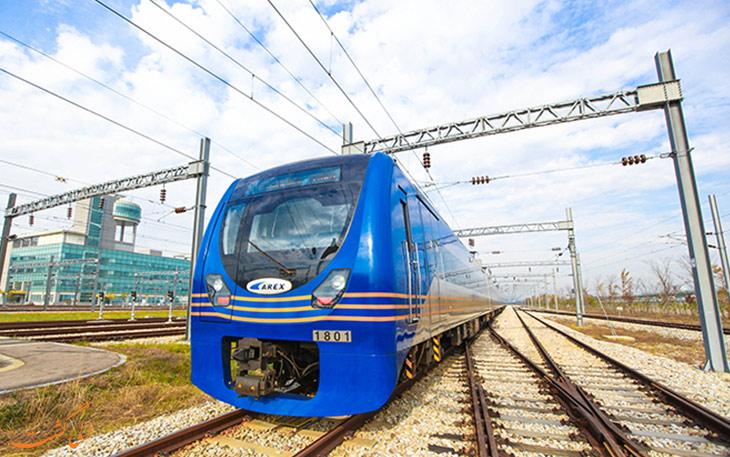 قطار آرکس در حمل و نقل فرودگاه اینچئون