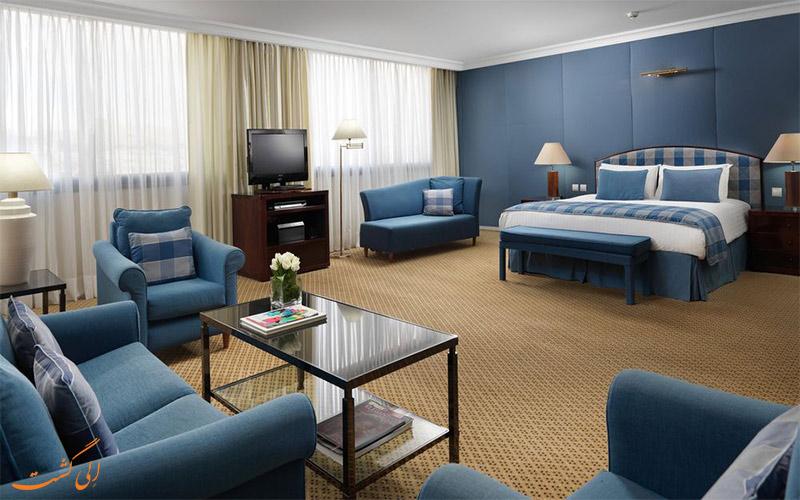 اتاق های هتل اینترنشنال آتنیوم آتن