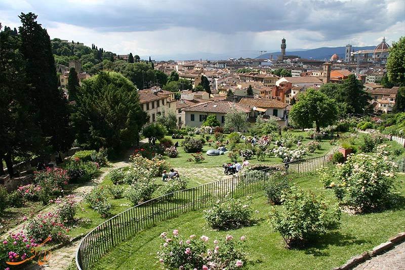 Florence beautiful park