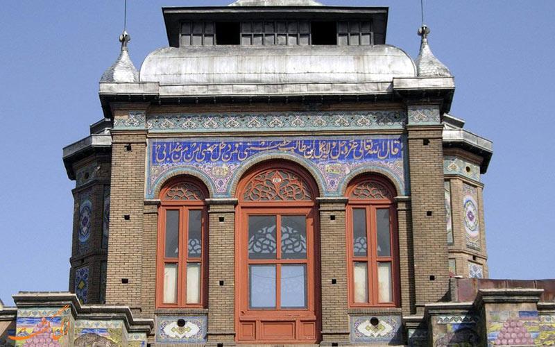 آثار به جا مانده از دوره قاجار