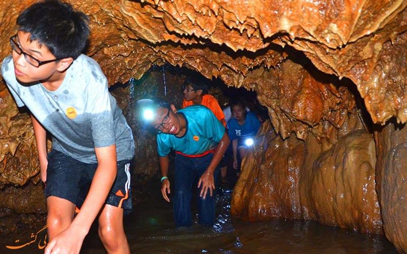 غارهای دیدنی جهان