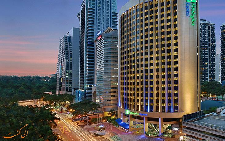 هزینه اقامت در شهر کوالالامپور
