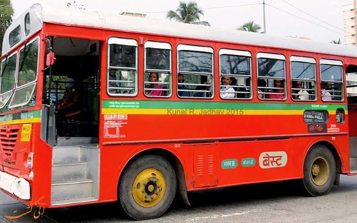 هزینه حمل و نقل به بمبئی