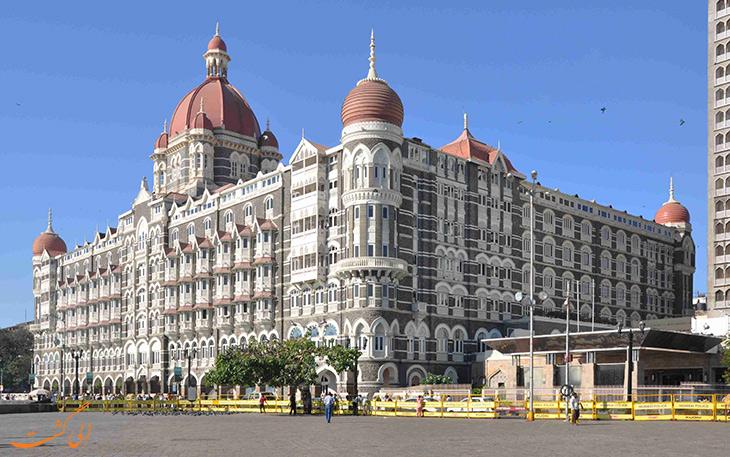 مختصری از تاریخ بمبئی