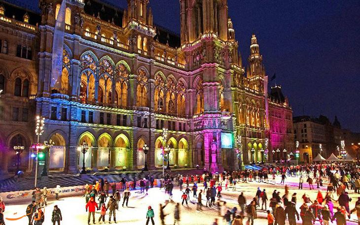 جشنواره های شهر وین