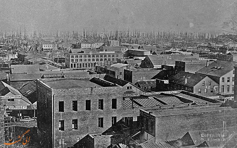 شهر قدیم سان فرانسیسکو