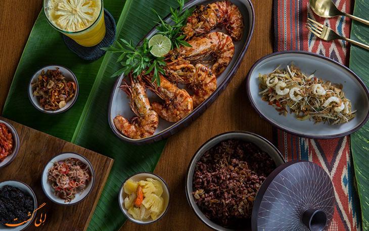 هزینه خورد و خوراک در شهر تونس