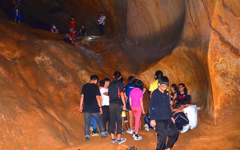 شگفت انگیزترین غارها
