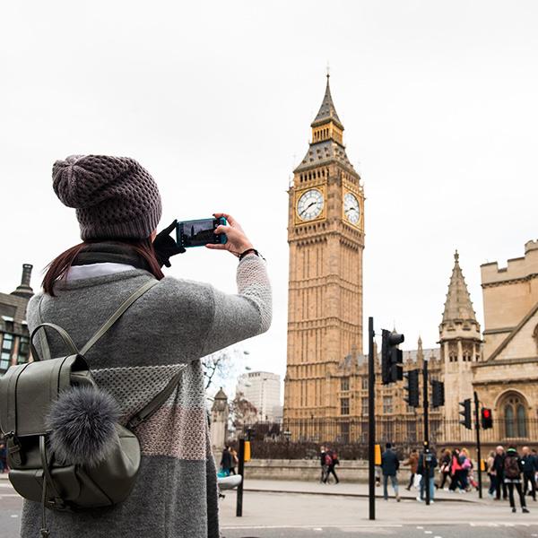 اپلیکیشن های سفر به لندن