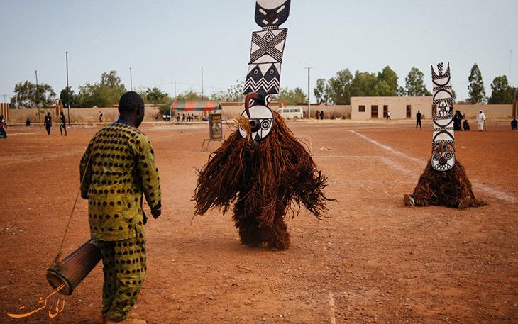 راهنمای مسافرتی به بورکینافاسو