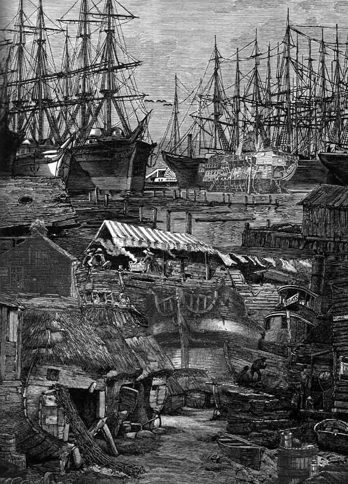 کشتی های قدیمی