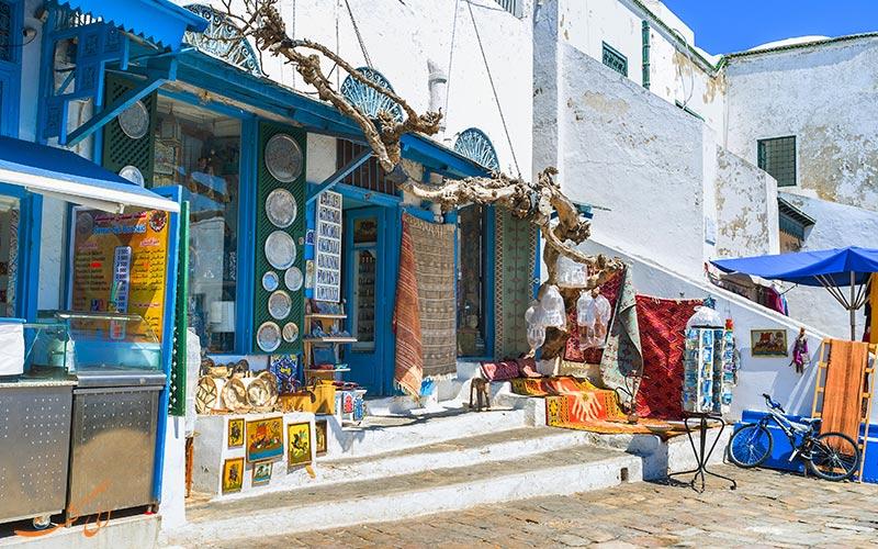 چشم اندازهای تونس
