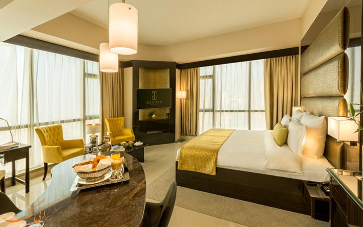 افتتاح بلندترین هتل جهان در دبی