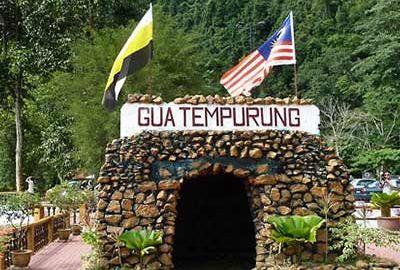 غار گوا تمپورانگ