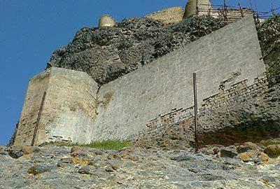 قلعه تاریخی قهقهه