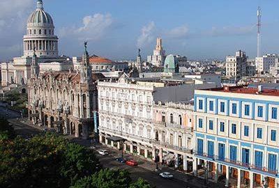 کوبا جزیره ای در کارائیب