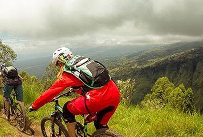 دوچرخه سواری در بالی Bali
