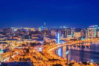 شهر بندری باکو