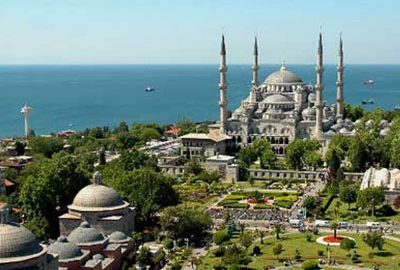 ترکیه کشوری با چهار دریا