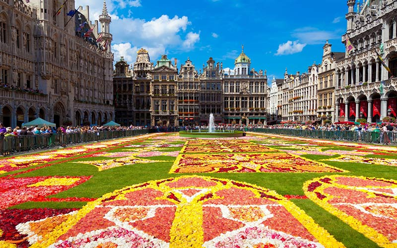 تاریخ بلژیک