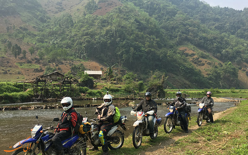 لذت موتور سواری در تایلند