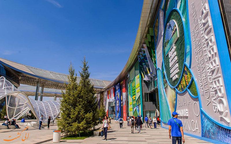 شهرهای قزاقستان