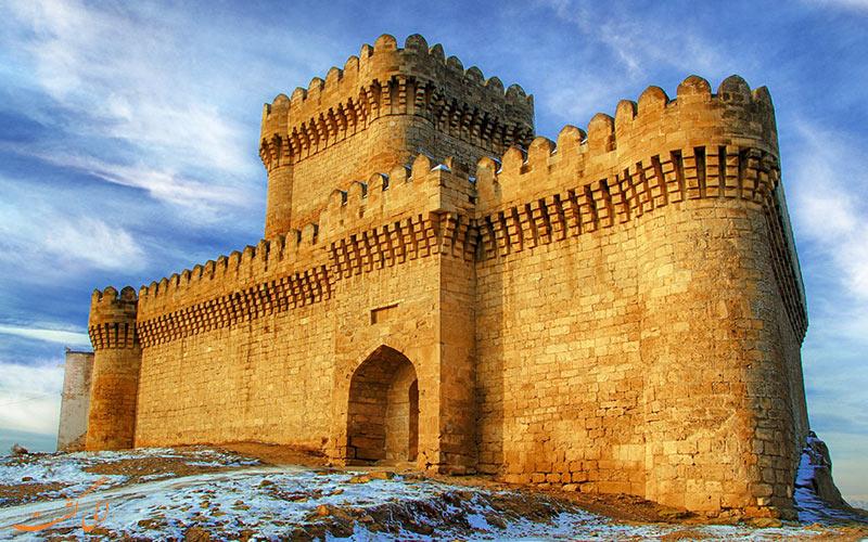 بناهای تاریخی آذربایجان