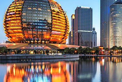 هانگزو شهر باستانی چین