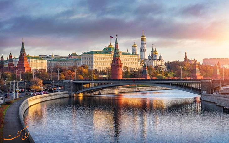 آب و هوای مسکو