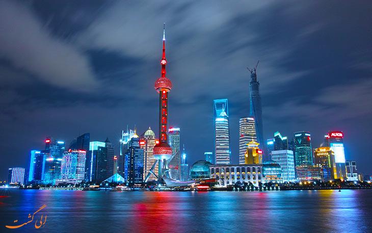 راهنمای سفر به شانگهای