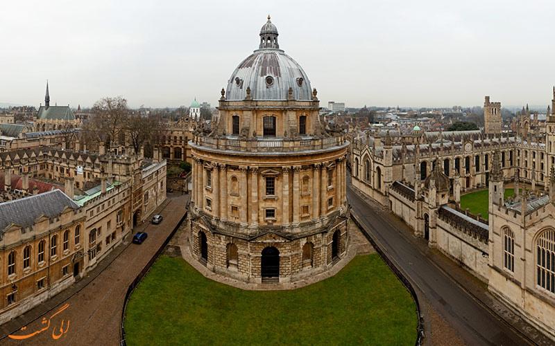 بناهای انگلستان