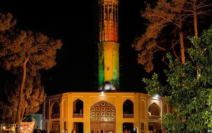 همدان، پایتخت گردشگری آسیا