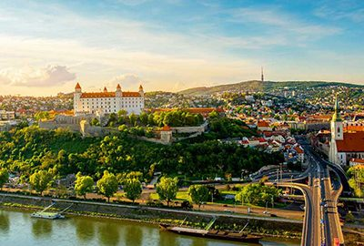 شهر براتیسلاوا