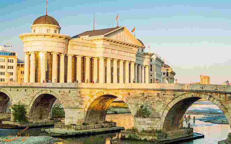 بناهای مقدونیه