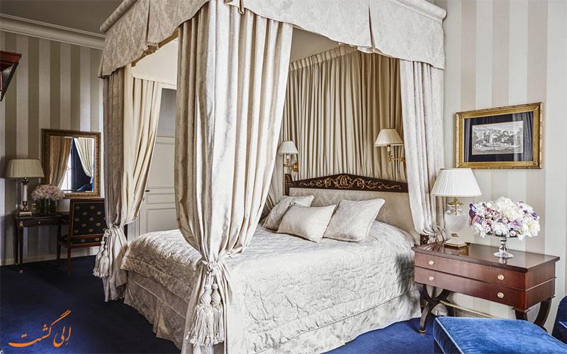 امکانات اتاق های هتل اینترکنتینانتال پاریس