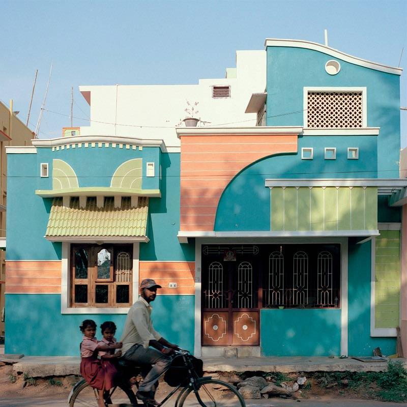 جذابیت خانه های هند