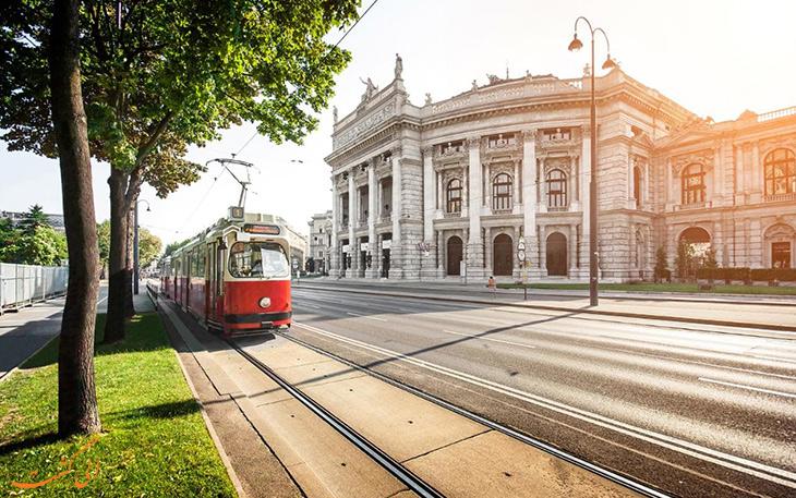 حمل و نقل در شهر وین
