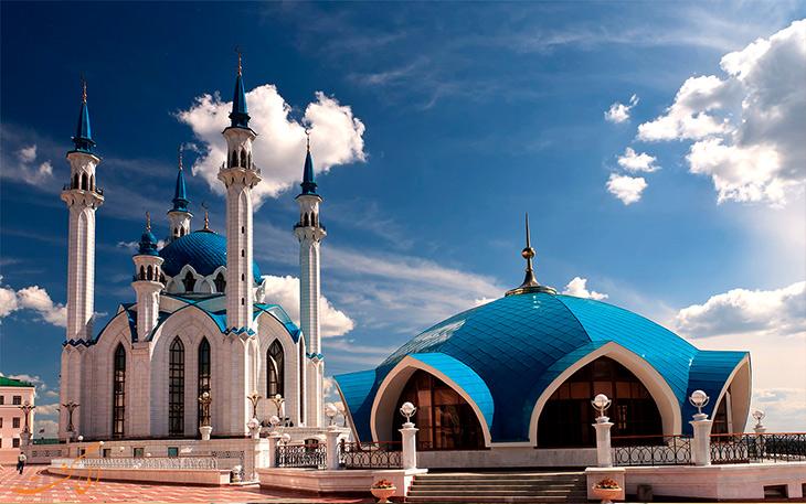 شهر کازان در روسیه